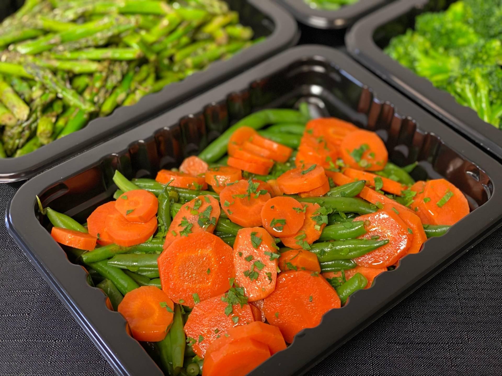 Xtra Carrots & Green Beans